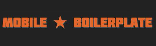 HTML5 Mobile Boilerplate