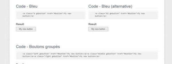Button CSS3 UI