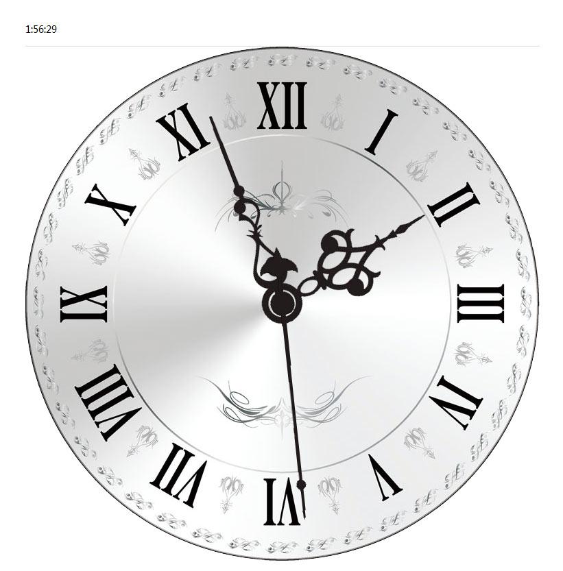 js时钟教程趣冲顶特效哈图片
