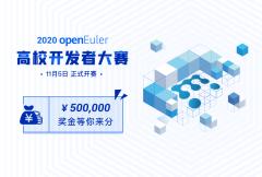 2020 openEuler 高校开发者大赛