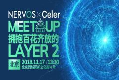 Nervos X Celer: 擁抱百花齊放的 Layer 2 Nervos Meetup 北京站