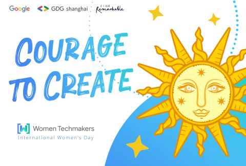 谷歌女性开发者大会 Women Techmakers #IWD2021