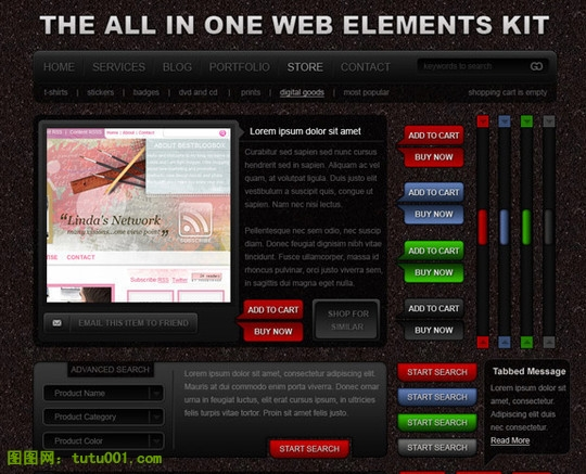 ALL In One Web Elements Ki