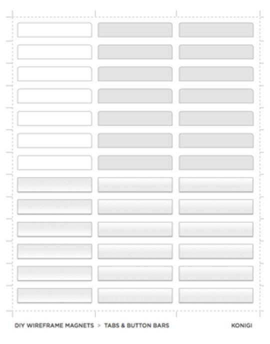 19个免费的UI界面设计工具及资源 - 第5张  | 第五维