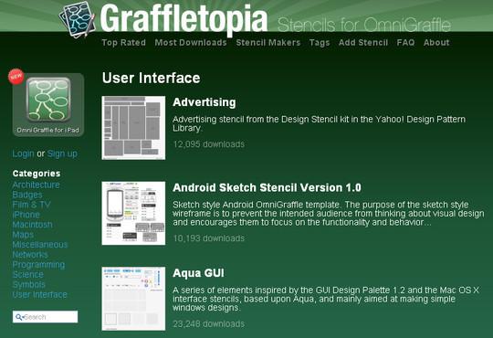 19个免费的UI界面设计工具及资源 - 第7张  | 第五维