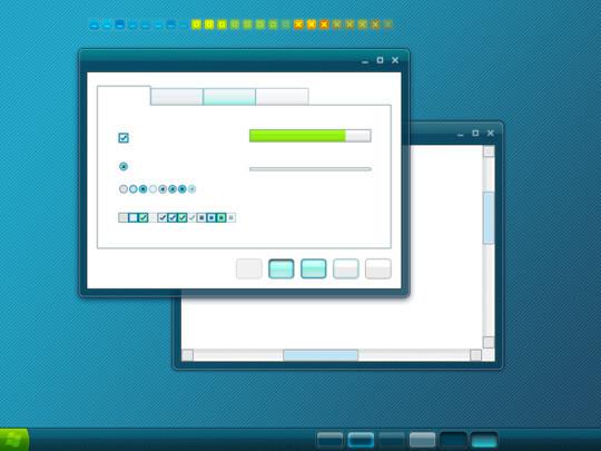19个免费的UI界面设计工具及资源 - 第8张  | 第五维