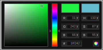 jQuery Color Picker
