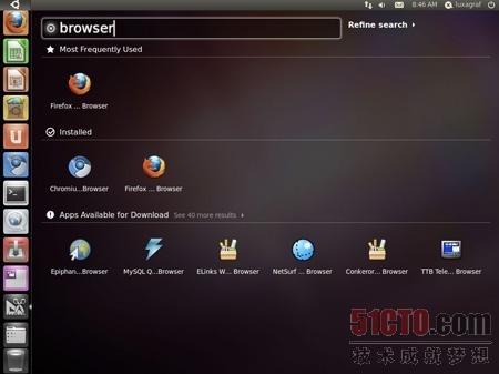 先苦后玩:Unity的停靠栏以及相应的搜索和启动器