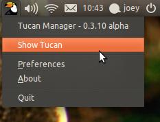 Ubuntu 11.04:Tucan添加提示器支持