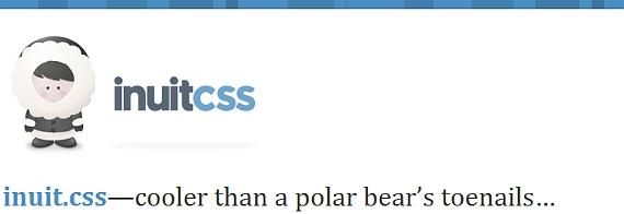 Inuit.CSS – CSS Framework