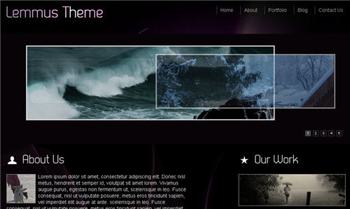 Free WordPress 3.0 Themes