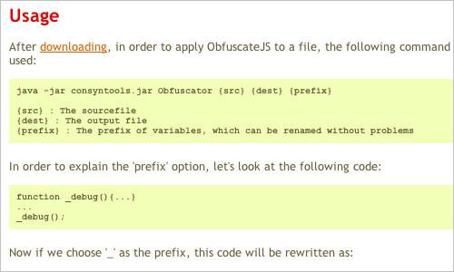 Javascript-282 in Useful JavaScript and jQuery Tools, Libraries, Plugins