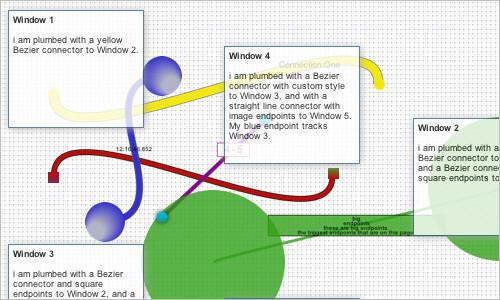 流程图设计器 JsPlumb