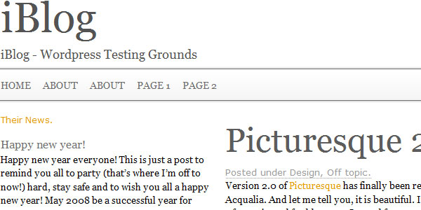 Build a Newspaper Theme With WP_Query and the 960 CSS Framework