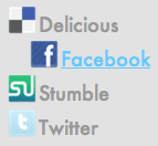 Create a Social Media Sharing Menu Using CSS and jQuery