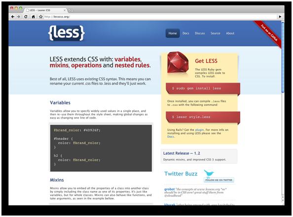 Less.js