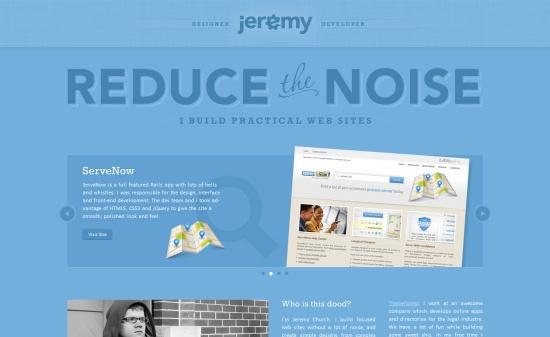 JavaScript Sliders Web Design