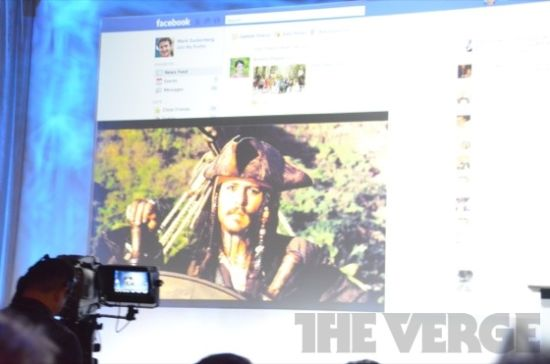 用户可以打开Netflix应用,直接在时间线中观看《加勒比海盗》