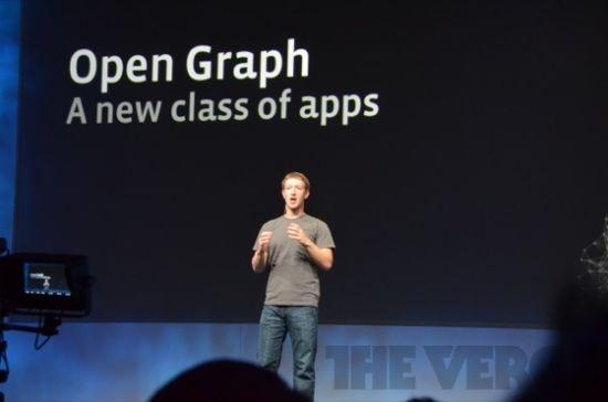开放社交图景:全新的应用