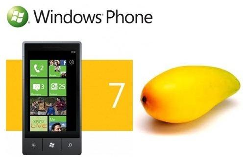"""微软开始升级Windows Phone 7.5""""芒果""""系统"""