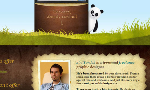 Footer 24 in 25 Creative Examples of Footer in Web Design