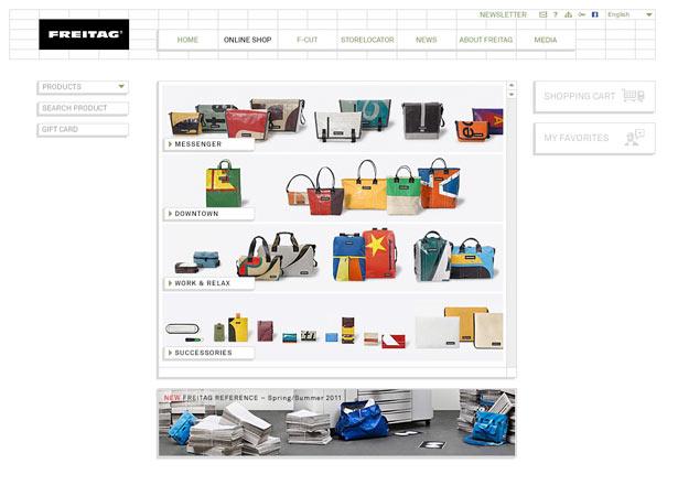 Best Ecommerce Web Designs