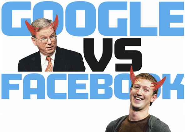 Facebook对决谷歌:未来互联网王者之争