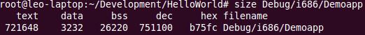 半静态(libgcc,libstdc++) 标准库链接方式