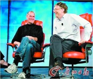 乔布斯盖茨着装列硅谷最差IT员工从西装中解放
