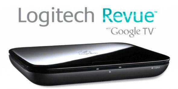 谷歌电视(Google TV)机顶盒Revue