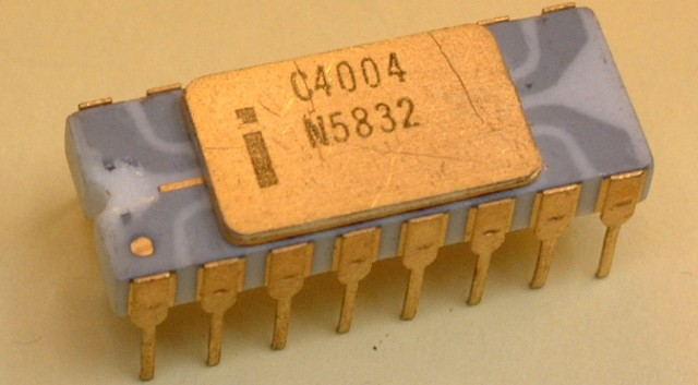 Intel İşlemci teknolojisi geçmişi.
