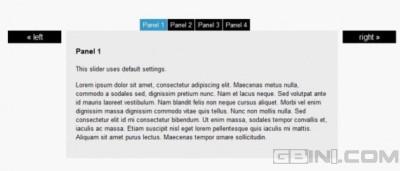 使用HTML5,CSS3和jQuery来增强网站的用户体验和使用乐趣