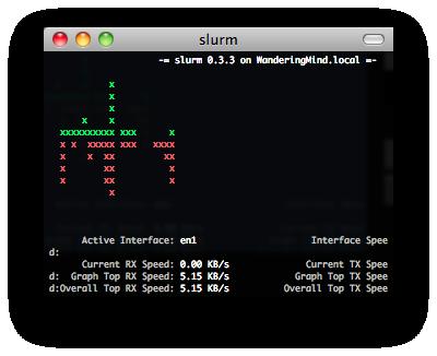 slurm screenshot