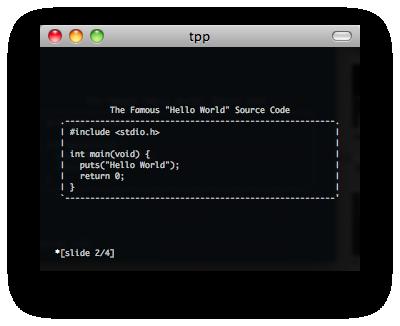 tpp screenshot