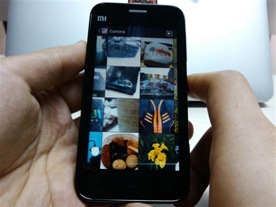 小米手机国内首发支持Android4.0新内核 内测图赏