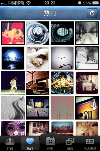 Instagram:社会化照片分享服务