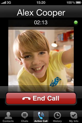 Skype:免费网络电话服务