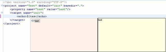图 1:编辑器右边的加 / 减号可以代码折叠