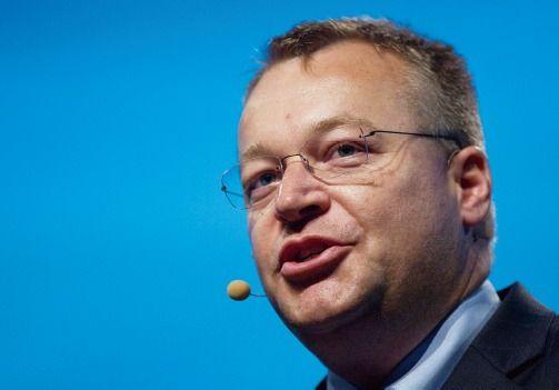 诺基亚CEO埃洛普:我为什么选择联手微软