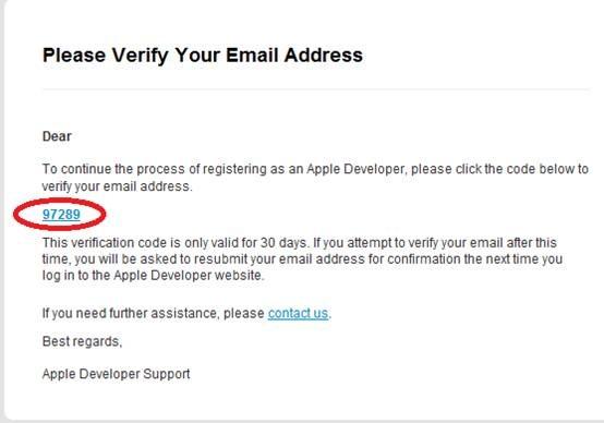 苹果&nbsp;<wbr>App&nbsp;<wbr>Store账号申请和证书申请发布app等知识