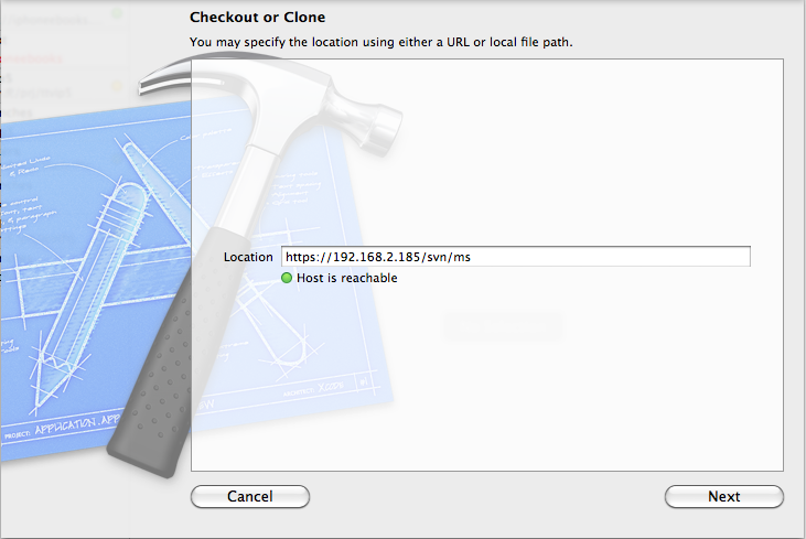 mac 系统 xcode 下 配置svn客户端 - 黑豆 - 黑豆的博客