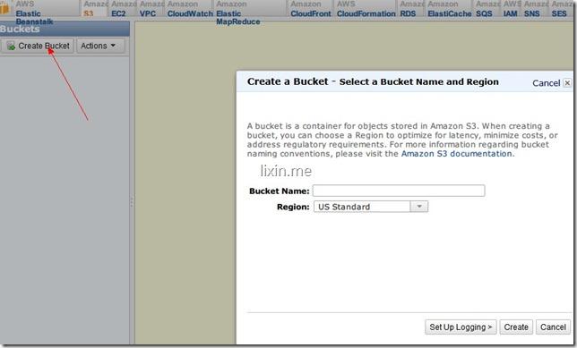 create-buckets