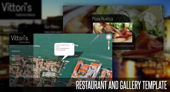 RestaurantTemplate