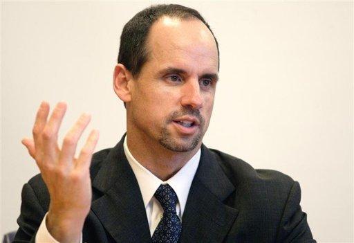 美光科技(Micron Technology Inc)的CEO兼董事会主席史蒂夫·阿普尔顿(Steve Appleton)