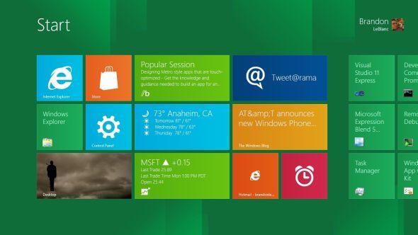 Windows 8的Metro界面被微软寄予厚望,但外界评价不一