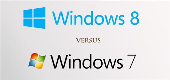 性能测试:Windows 8挑战Windows 7暂处下风