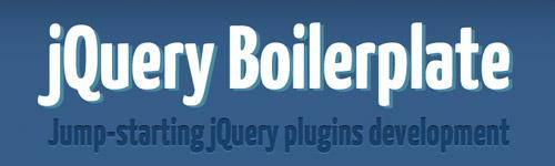 jQuery Boilerplate
