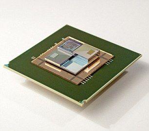 IBM正在研制3D芯片,用以达到平方公里阵列需要的运算能力