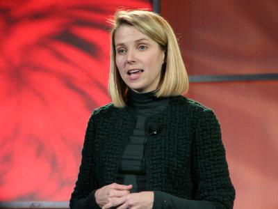 谷歌的美女副总裁玛丽莎·梅耶尔(Marissa Mayer)