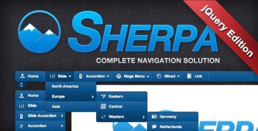 Sherpa - Complete Navigation System